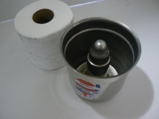 New Universal Refiner By John Frantz Oil Filter Kit